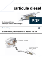 Filtru Particule Diesel