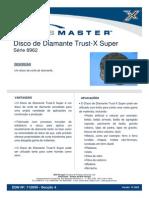 8962 Disco de Diamante Trust-X Super v1209