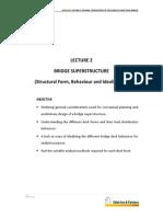 Lecture 2- Bridge Superstructure (Deck Structural Forms & Behaviour)