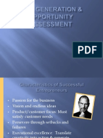 Idea Generation and OpportunityAssessment.ppt