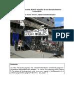 Elecciones 2013 en Chile Segunda Parte