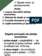 Tema 1. Bazele Micro Si Macroeconomiei