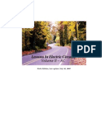 Lessons in Electric Circuits- Volume II