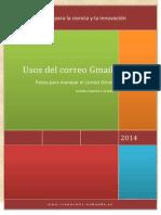 Pasos Para Manejar El Correo Gmail