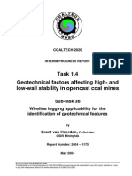 Geotechnical Factors Affecting High- And