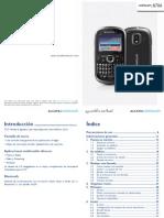 Manual 870 Alcatel
