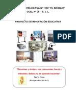 Proyecto Tic Primaria