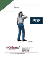C Spine Spine Cervical Stenosis