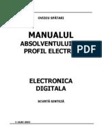 Electronica Digitala Sinteze