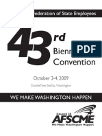 Washington Federation of State Employees