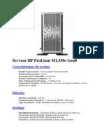 HP ProLiant ML350e Gen8 E5