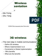 3 g Wireless