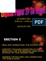 Upsr English Paper 2