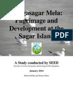 Gangasagar Mela Pilgrimage and Development at the Sagar Island