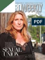 Metro Weekly - 02-13-14 - Melinda Chateauvert
