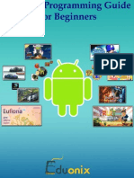 Android Programming Guide for Beginners