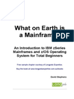 What on Earth is a Mainframe Free Chapter1