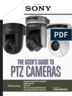 The User's Guide to PTZ Cameras