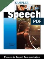Projects in Speech Communication