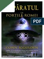 Conn Iggulden - [Imparatul] 01 La Portile Romei (v.1.0)