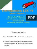 esteroquímicalec#4 prof version