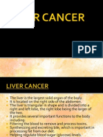 Liver Cancer Ppt