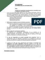Contrat de Mandature PSEELV