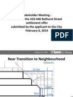 Feb 12 2014 Stakeholder Meeting Presentation from City Planning