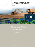 Streaming Files
