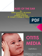 Diseases of the Ear