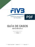 FIVB Libro de Casos 2012 2013