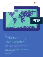Microsoft's Cybersecurity Risk Paradox