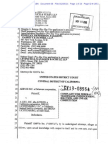 AbbVie v. Kitson, 2-13-CV-08554-CBM-VBK (C.D. Cal.) (refiled and redacted complaint)