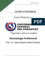 Deontología Profesional - Unidad IV + Trabajo Práctico N° 4_2