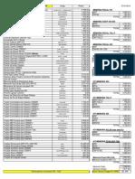 Lista de Repuestos Enero 2014 (1)