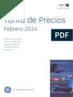 201402 Gepc Tarifa 2014 Es Lr