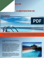 Climatizacion Solar Piscinas
