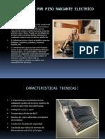 Calefaccion Piso Radiante Electrico