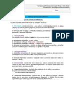 Formação de Palavras  Derivação Afixal e Não Afixal Composição  Morfológica e Morfossintática