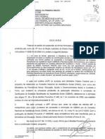 TRF1 Suspende Liminar ACP MP446