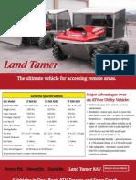 Land Tamer RAVs