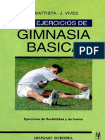 Eric Battista & Jean Vives - Gimnasia básica