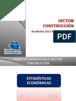Camara-de-Construcción-Sector Construcción - Resultados 2012 Proyecciones 2013