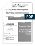 Libro Beni Comuni