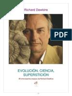 evolucion,ciencia,supersticion