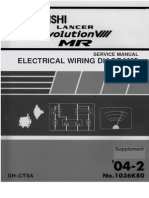 service manual elecrical wiring diagrams
