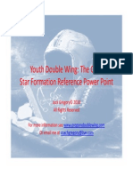 Youth Double Wing - STAR