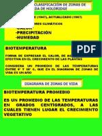 SISTEMAS DE CLASIFICACIÓN DE VIDA DE HOLDRIDGE