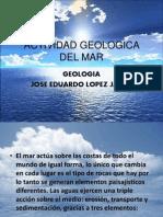 Actividad Geologica Del Mar