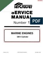 mercruiser service manual 1 1963 1973 all engines and drives rh scribd com Mercruiser Alpha One Outdrive Mercruiser Sterndrive Parts